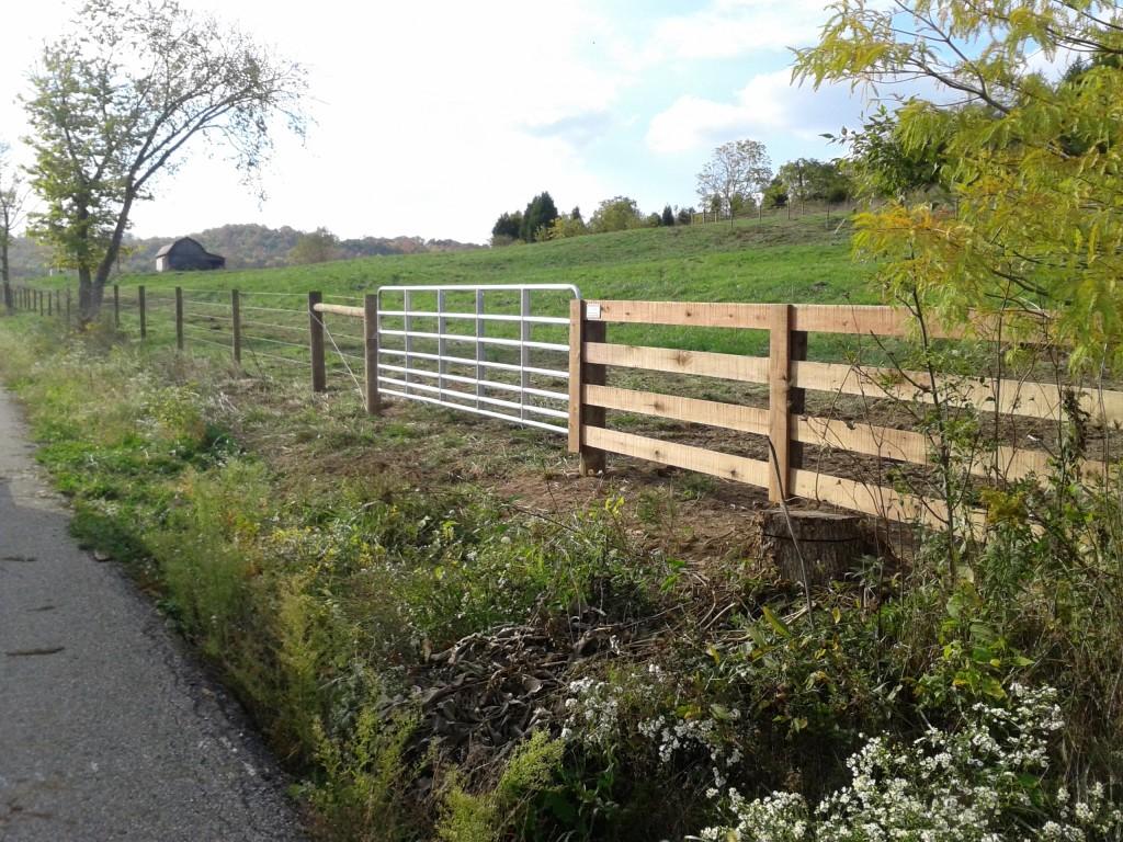 Indiana Agricultural Fencing Livestock