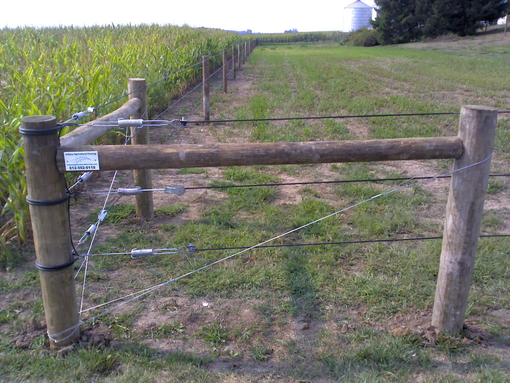Indiana Agricultural Fencing Gallery